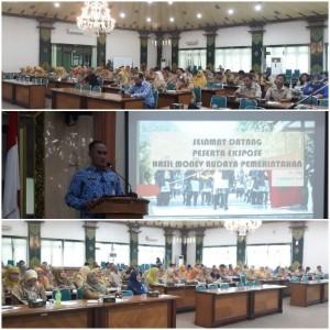 Sosialisasi Monitoring dan Evaluasi Budaya Pemerintahan di Pemerintah Kota Yogyakarta