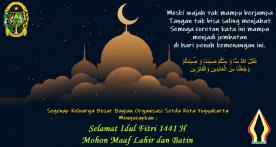 Ucapan Idul Fitri 1441 H