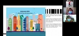 Komitmen Bersama Pelaksanaan Reformasi Birokrasi Perangkat Daerah/Unit kerja tahun 2021