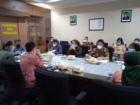 Arahan Subdit Wilayah 2 Direktorat Fasilitasi Kelembagaan dan Kepegawaian Perangkat Daerah, Kemendagri & Pemda DIY dalam FGD
