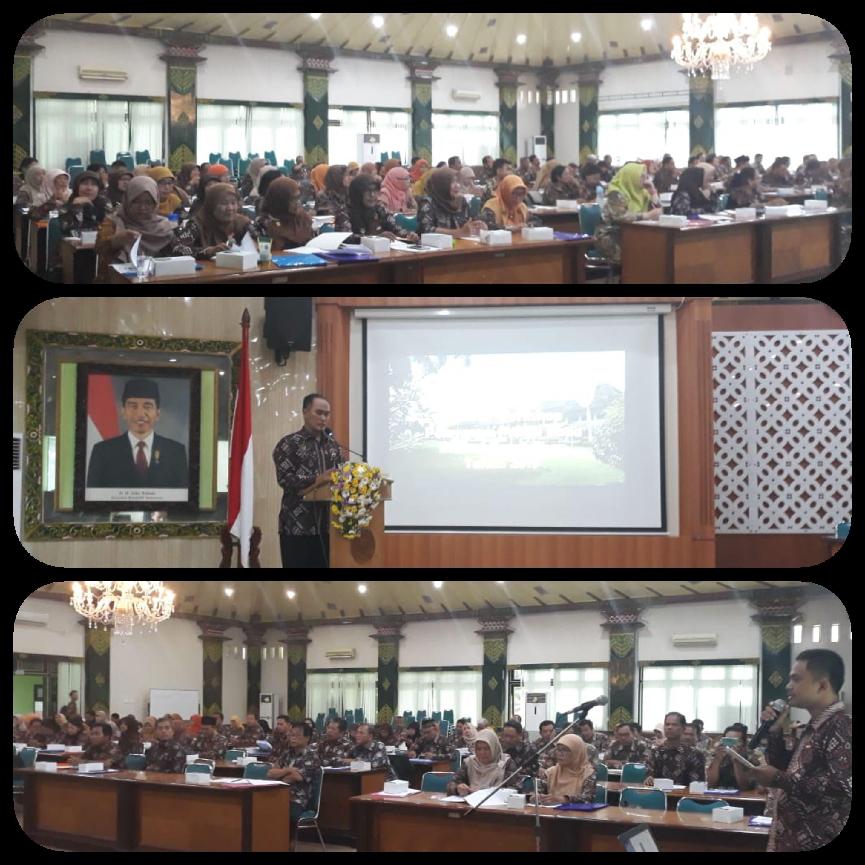 Workshop Pelayanan Publik pada Bidang Pendidikan