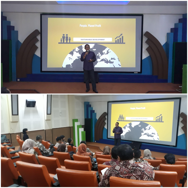 FGD Analis Kebijakan Kajian Pengelolaan Rooftop Pasar Prawirotaman sebagai Rumah Kreatif