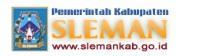 Portal Pemerintah Kabupaten Sleman